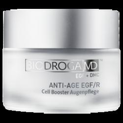 Клеточный крем по уходу за кожей вокруг глаз с рецептром эпидермального фактора роста (EGF/R) Biodroga MD Cell Booster Eye Care