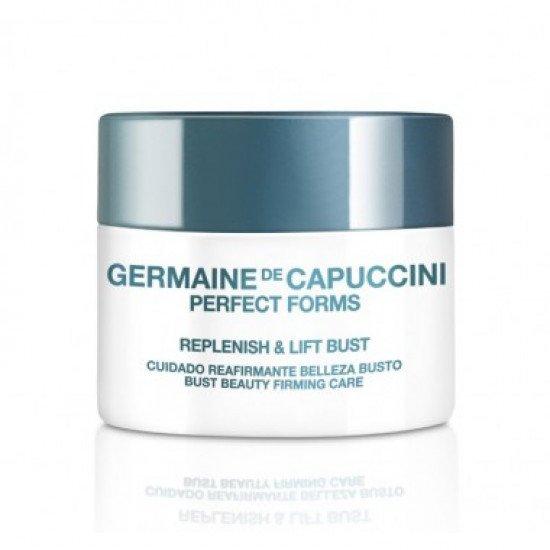 Лифтинг крем для бюста Germaine de Capuccini Replenish Lift Bust Beauty Firming Care