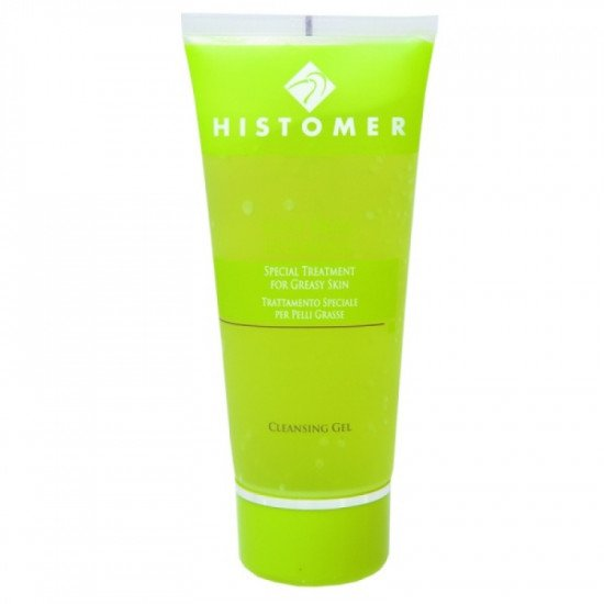 Очищающий и тонизирующий гель для жирной кожи Histomer Oily Skin Rinse-off Сleansing Gel