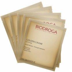 Маска моментального действия Золотая Икра Biodroga Instant Beauty Firming Hydration Sheet Mask