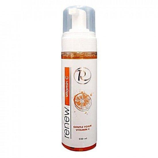 Мягкая пенка для умывания с витамином С Renew Gentle Foam Vitamin C