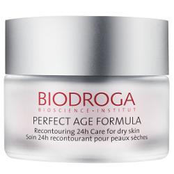 V-лифтинг крем 24-часовой уход для сухой кожи Biodroga Recontouring 24H Care extra rich