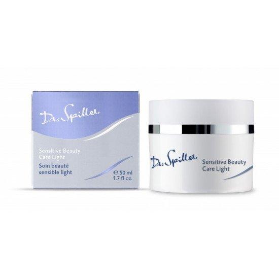 Легкий дневной крем для красоты кожи Dr.Spiller Sensitive Beauty Care Day LIGHT