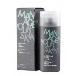 Освежающий гель для очищения кожи лица Dr.Spiller Refreshing Facial Cleanser