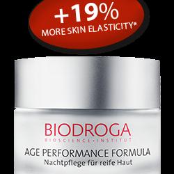 Ночной крем для зрелой кожи Biodroga Night Care for mature skin