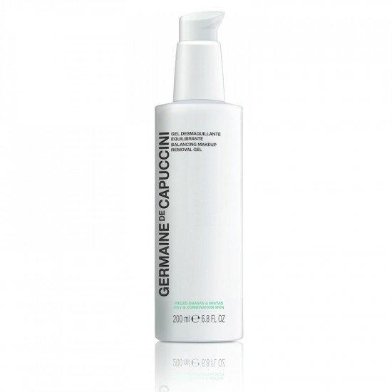 Гель для жирной и комбинированной кожи Germaine de Capuccini Options Balancing Makeup Removal Gel