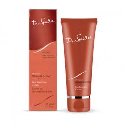 Солнцезащитный крем SPF 50 Dr.Spiller Sun Sensitive Cream SPF 50