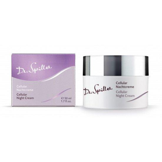 Биоклеточный ночной крем Dr.Spiller Bio Cellular Night Cream
