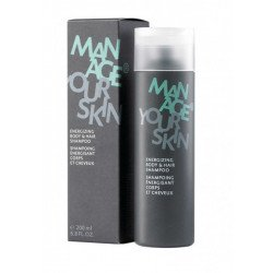 Мужской шампунь Dr. Spiller Energizing Body&Hair Shampoo