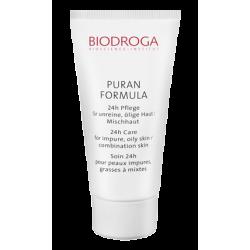 Крем 24-часовой уход за проблемной жирной и комбинированной кожей Biodroga 24-h Care for impure oily combination skin