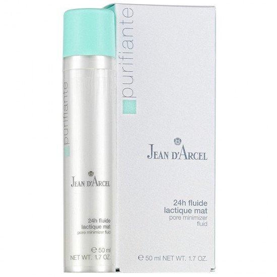 Поросуживающий флюид для жирной кожи Jean d'Arcel Lactique Pore Minimizer Fluid