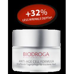 Укрепляющий дневной крем для сухой кожи Biodroga Firming Day Care for dry skin