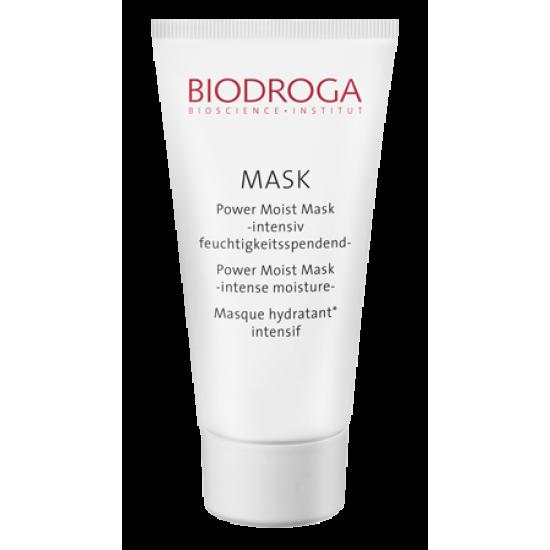 Интенсивно увлажняющая маска для лица Biodroga Power Moist Mask intense moisture