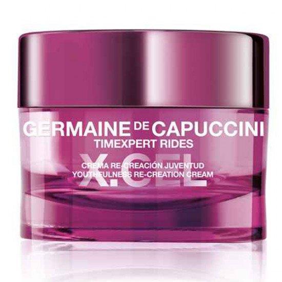 Крем обновляющий X-cel Germaine de Capuccini TE Rides X.Cel Youthful Recrea Cream