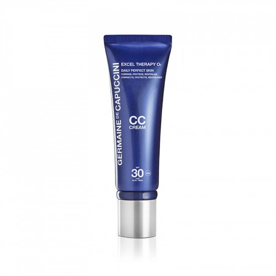 CC Крем для ежедневного ухода бронзовый SPF-30 Germaine de Capuccini Excel Therapy 02 CC Cream Daily Perfe Bronze