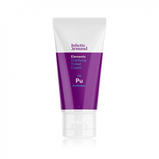 Тональный крем для проблемной, жирной и склонной к акне кожи Juliette Armand Clarifying Tinted Cream