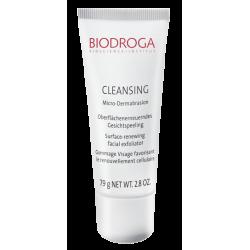 Микродермабразивный пилинг для лица Biodroga Micro-Dermabrasion Surface-renewing facial exfoliator