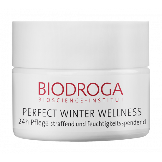 Идеальный зимний крем Biodroga Perfect Winter Wellness 24h Care