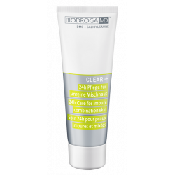 Крем для лечения проблемной комбинированной кожи 24-часового действия Biodroga MD 24h Care for impure combination skin