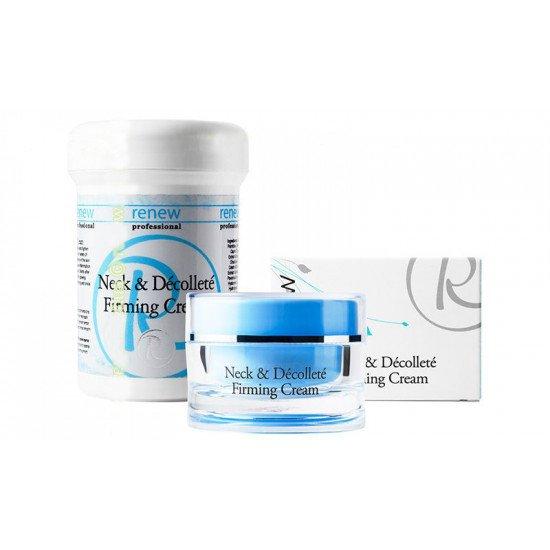 Укрепляющий крем для шеи и области декольте Renew Neck Decollete Firming Cream