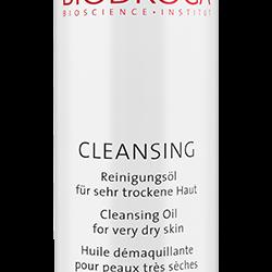 Очищающее масло для чувствительной и очень сухой кожи Biodroga Cleansing Oil for very dry skin