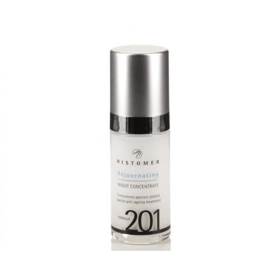 Ночная сыворотка для лица омолаживающая Histomer Formula 201 Rejuvenating Night Concentrate