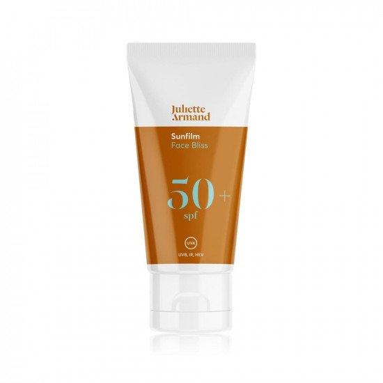 Солнцезащитный крем для лица с SPF 50+ Juliette Armand Face Bliss SPF 50+