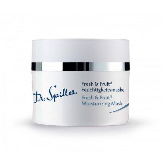 Увлажняющая гель-маска Fresh&Fruit Dr. Spiller Fresh&Fruit Mousturizing Mask