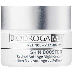 Ночной крем с ретинолом и витаминами С и Е Biodroga MD Retinol Anti-Age Night Creme