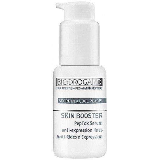 Сыворотка с ботокс эффектом Biodroga MD PepTox Serum Fluid
