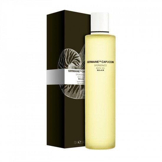 Масло ароматическое для ванн Relax Germaine de Capuccini Bath Oil Relax