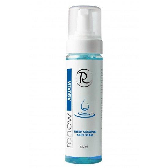 Очищающая пенка для лица Renew Fresh Calming Skin Foam