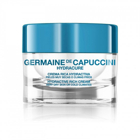 Крем для очень сухой кожи Germaine de Capuccini HydraCure Rich Cream Very Dry Skin
