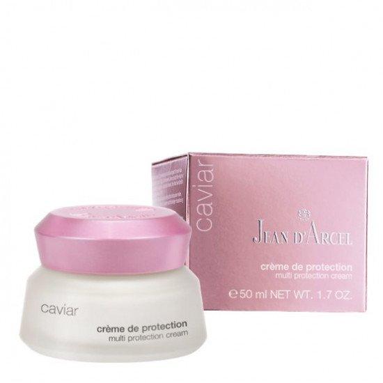 Мультизащитный крем с протеинами икры Jean d'Arcel Caviar Creme de Protection 24h