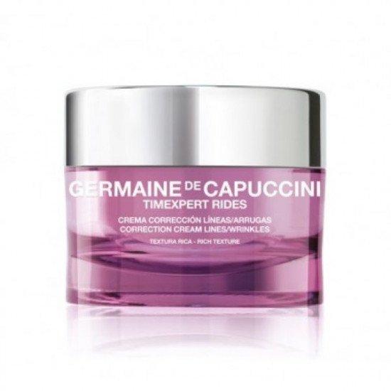 Крем корректирующий легкий для нормальной кожи Germaine de Capuccini TE Rides Corr Cream Line Wrink