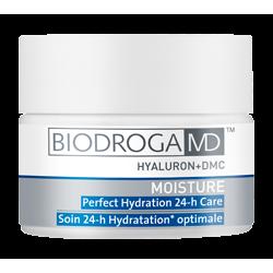 Идеально увлажняющий крем 24-часового действия с гиалуроновой кислотой Biodroga MD Perfect Hydration 24-h Care