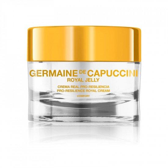 Комфорт-крем омолаживающий для нормальной кожи Germaine de Capuccini Royal Jelly Pro-Resil Roy.Cream Comfort
