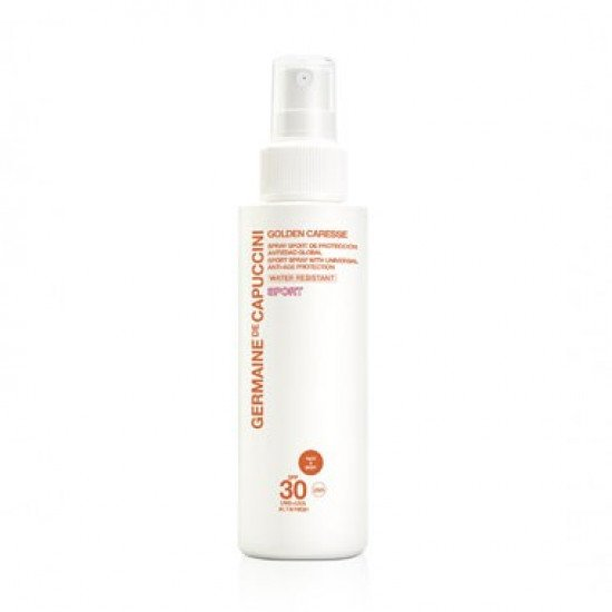 Спрей спортивный антивозрастной с защитой от солнца СПФ30 Germaine de Capuccini Sport Spray Univers.Anti-Age SPF30
