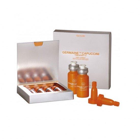 Сыворотка с витамином С Germaine de Capuccini TE C+ Pure C Essence Serum Coral