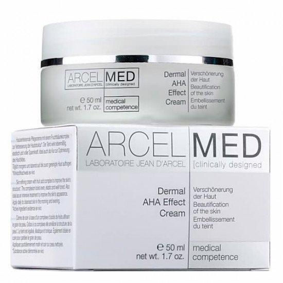 Дермальный AHA крем Jean d'Arcel Dermal AHA effect cream