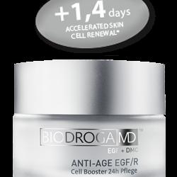 Клеточный крем 24-часового эффекта с рецептром эпидермального фактора роста (EGF/R) Biodroga MD Cell Booster 24h Care