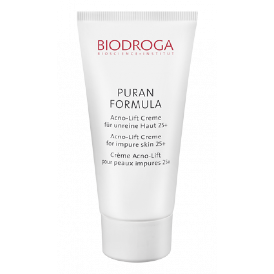 Анти-акне лифтинг крем для проблемной кожи Biodroga Acno-Lift Creme for impure skin 25+