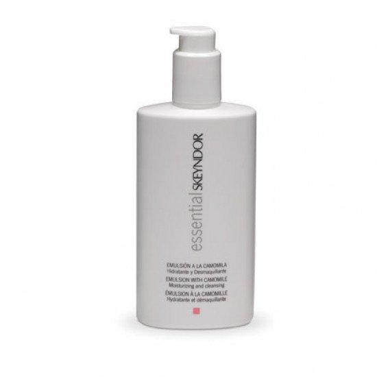 Очищающая эмульсия с экстрактом ромашки для сухой и нормальной кожи Skeyndor