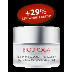 Дневной крем для сухой зрелой кожи Biodroga Day Care for dry and mature skin