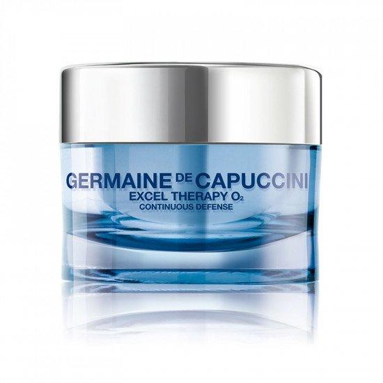 Крем восстанавливающий для лица Germaine de Capuccini Excel Therapy O2 Cont Def Ess.Youthful.Cream