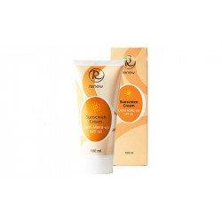 Солнцезащитный тональный крем антиоксидант SPF 30 Renew Sunscreen Cream SPF 30 Make-Up