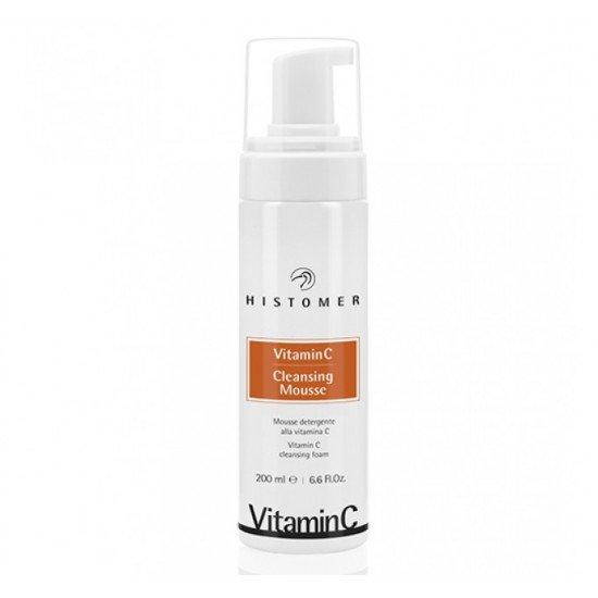 Очищающий мусс Histomer Vitamin C Cleansing Mousse