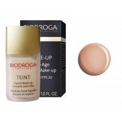 Антивозрастной макияж-тон2 золотистый загар Biodroga Anti-Age Liquid Make Up SPF 20