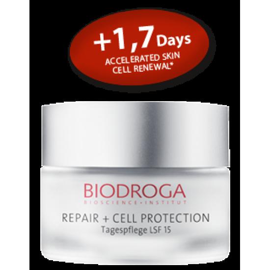 Дневной крем против фотостарения SPF-15 Biodroga Day Care SPF 15