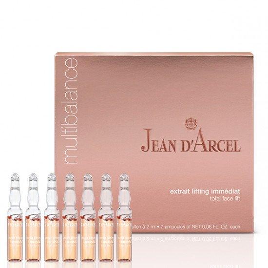 Ампульный лифтинг-концентрат мгновенного действия Jean d'Arcel Extrait Lifting Immédiat